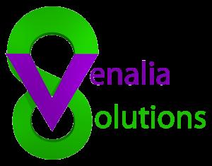 Venalia Solutions Sign